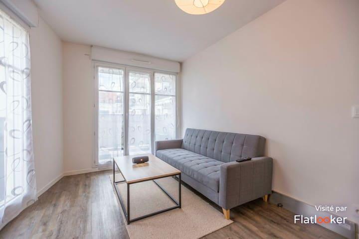 Appartement idéalement situé à Vauréal Cergy