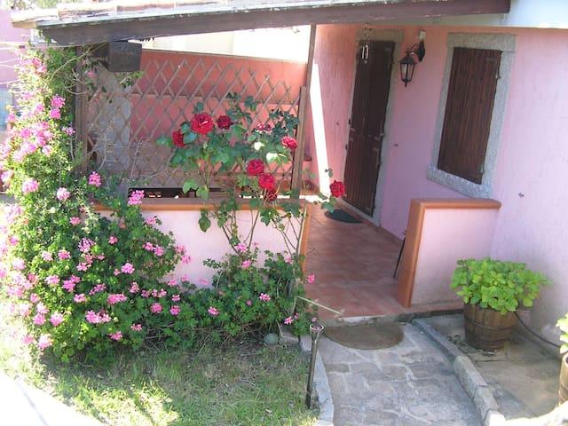 splendide vacanze a Baya Vignola - Aglientu - บ้าน