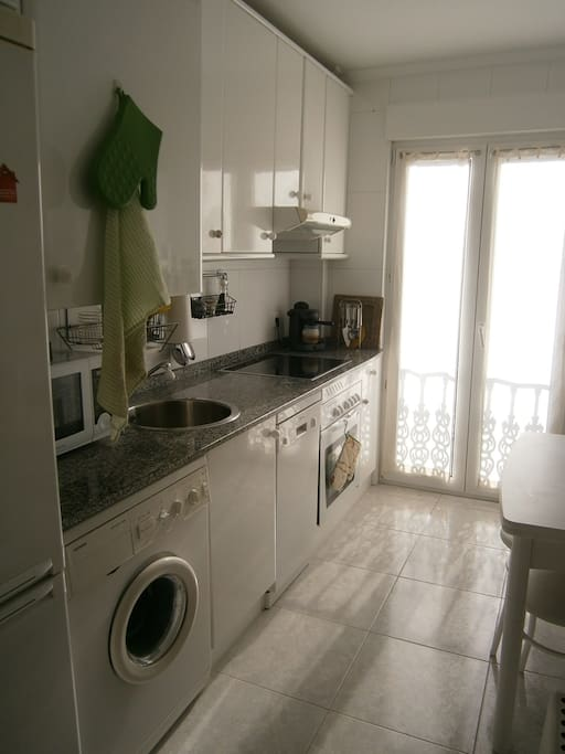Cocina independiente/Kitchen
