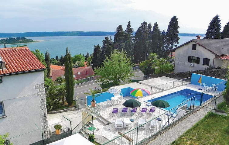 Holiday apartment with 1 bedroom on 25m² in Portoroz