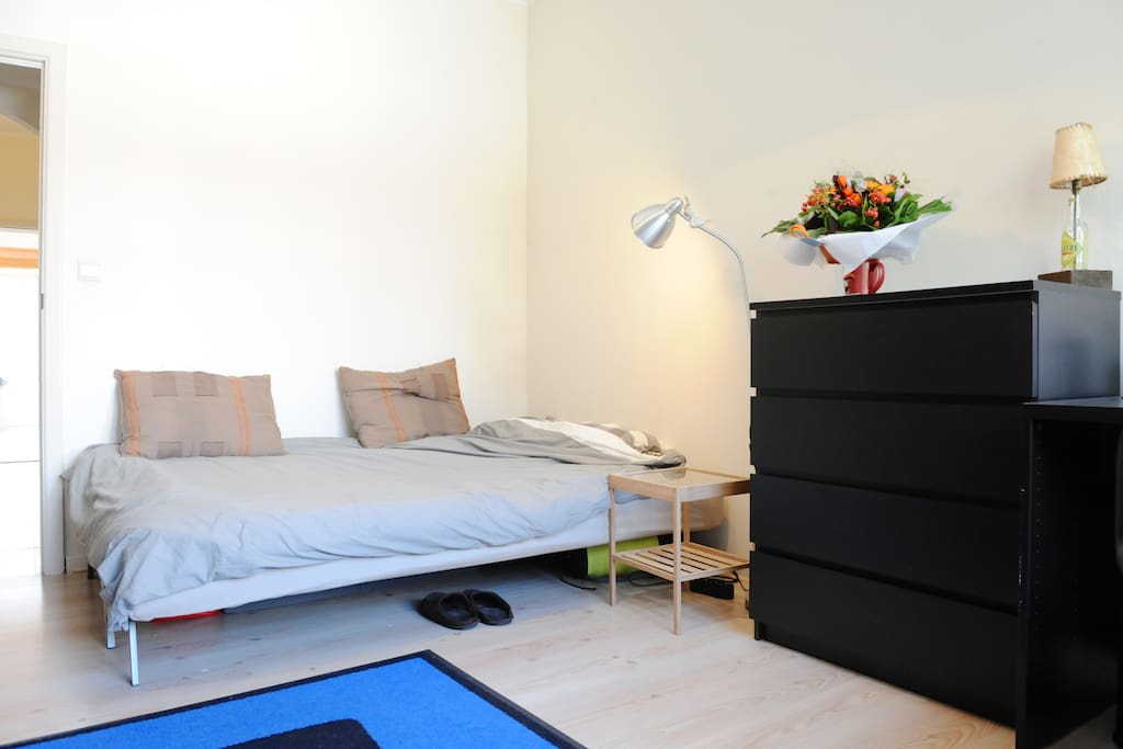 Nice and cosi flat in brussels appartements louer ixelles bruxelles belgique - Flat meuble a louer bruxelles ...