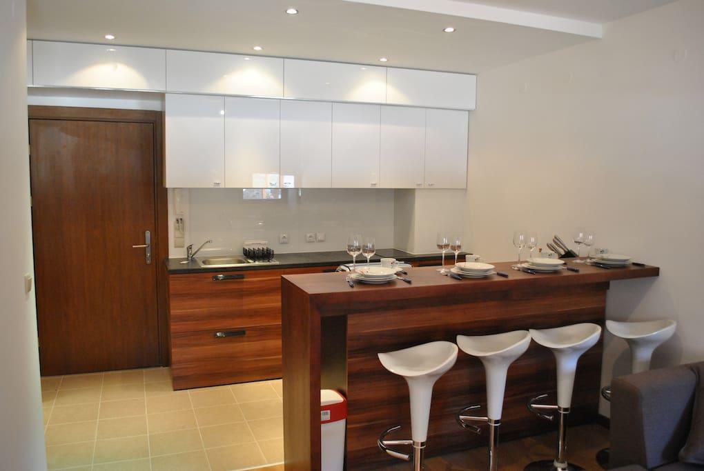 Fantastic modern kitchen