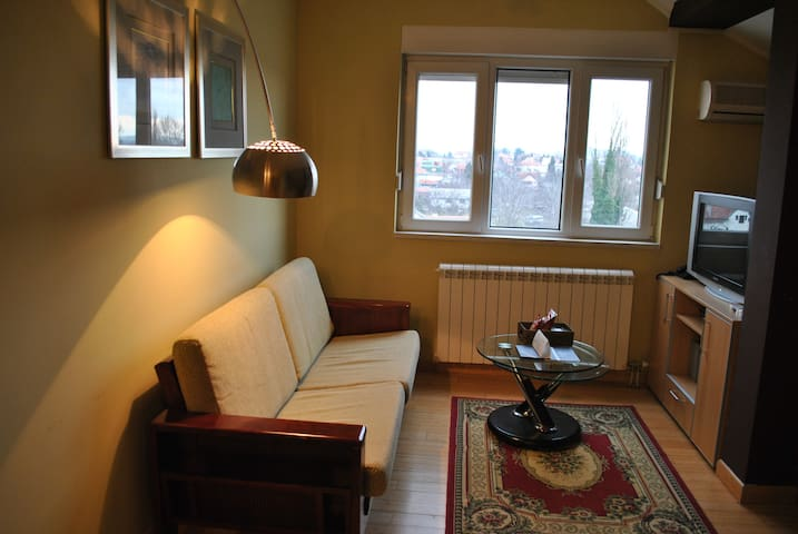 Cozy Loft - Belgrado - Appartement