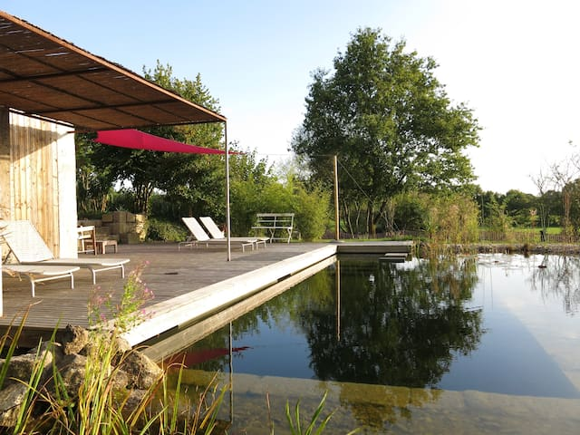 La Beurrerie, proche du Puy du Fou - Saint-André-sur-Sèvre - House