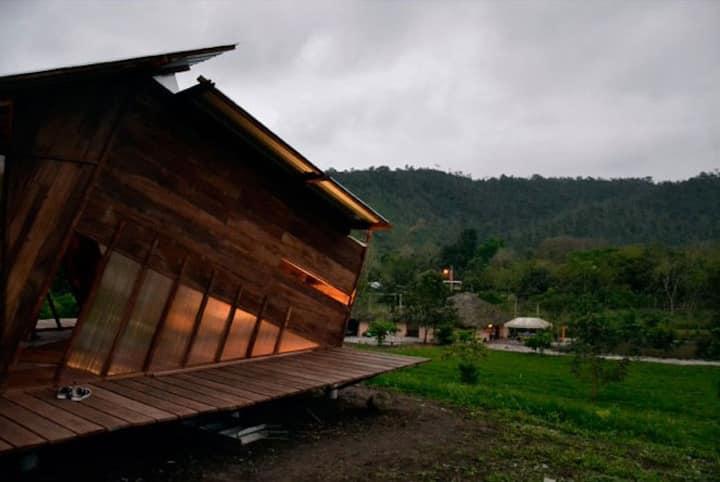 Eco-lodge Ecuador naturaleza y mar