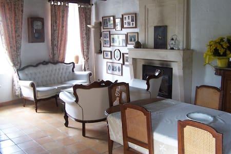 Charentaise familiale proche Royan - Semussac - Hus