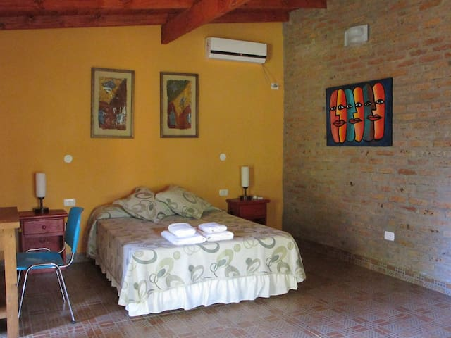 Casa Yaguarete Room one people - Puerto Iguazu