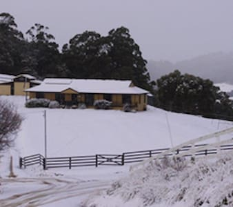 Kings Hill Cabin - Cygnet, Huon Valley - Cygnet - Kisház