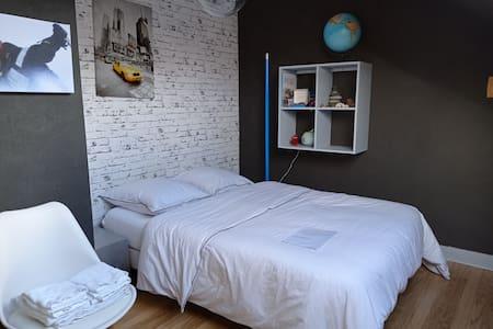 Chambre dans logement partagé