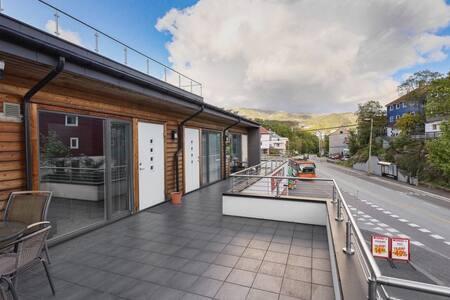 Moderne leilighet i Bergen