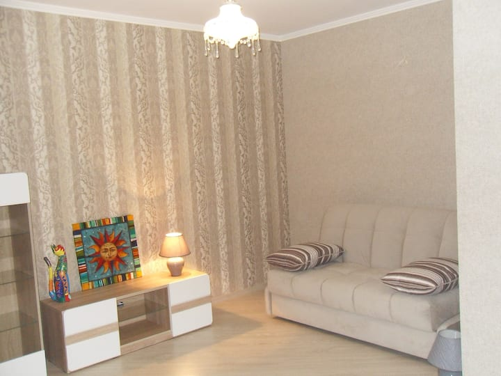 Comfortable apartment near the Vologda Kremlin