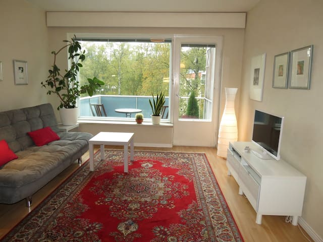 Home away from home - near Aalto & Keilaniemi