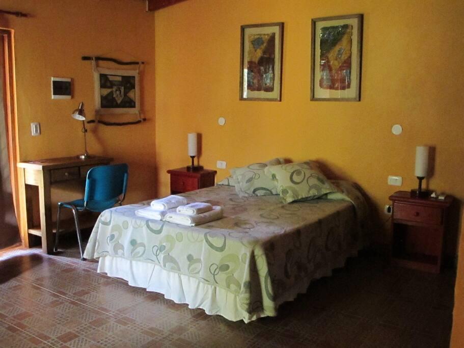 Casa yaguarete chambre pour 1 2 3 personnes chambres d for Chambre 2 personnes