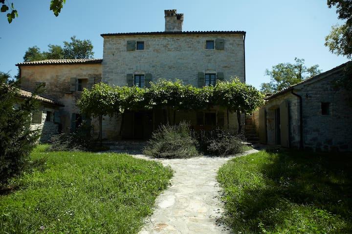 Villa Stancia Cicada - Chubani, Žminj