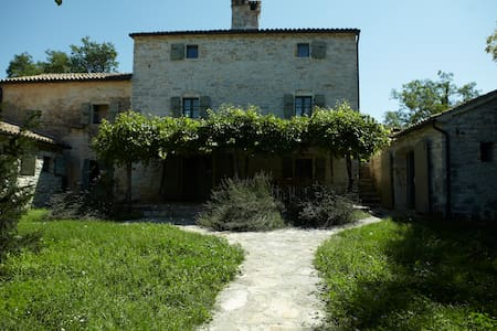 Villa Stancia Cicada - Chubani, Žminj - Casa de campo