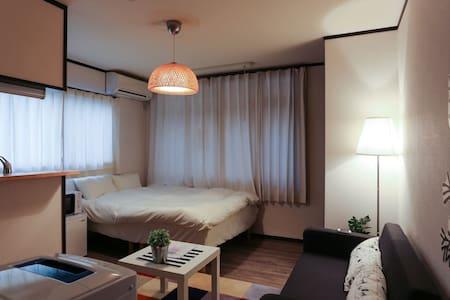 2.Shijo 3min! Kyoto 4min!3ppl!mWiFi - Nakagyo Ward, Kyoto