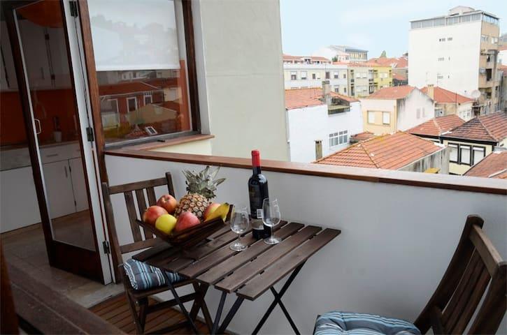 """Oporto """"Trindade"""" Romantic Studio"""