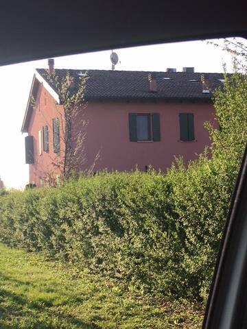 Appartamento con giardino privato - Bentivoglio - Wohnung