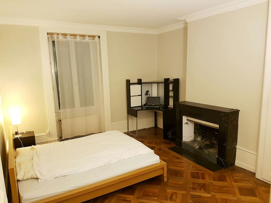 1rst Room, 1 bed 2 persons