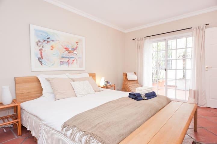 Big room & terrace - Buenos Aires - Haus