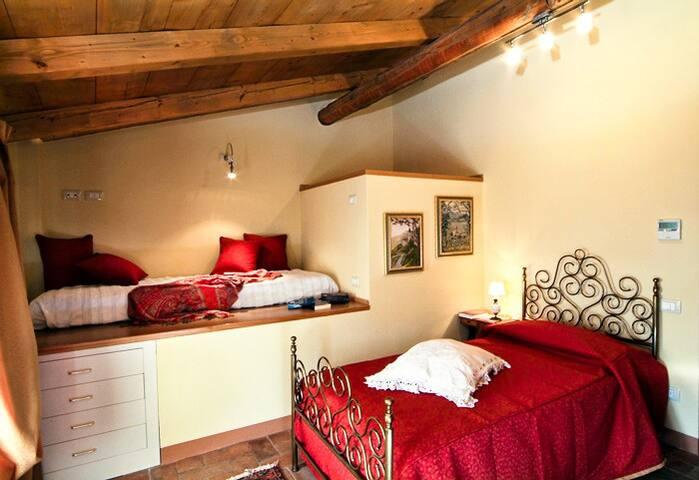 Classic room - Il Fienile