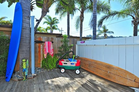 Seahorse Cottage by the beach! - Haus