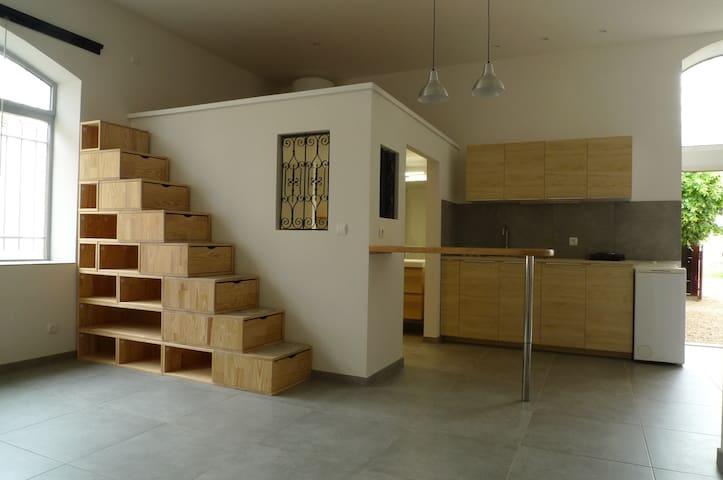 appartement très calme centre-ville de Roanne