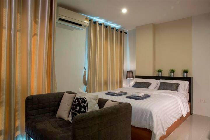 Contemporary interior decoration,various options