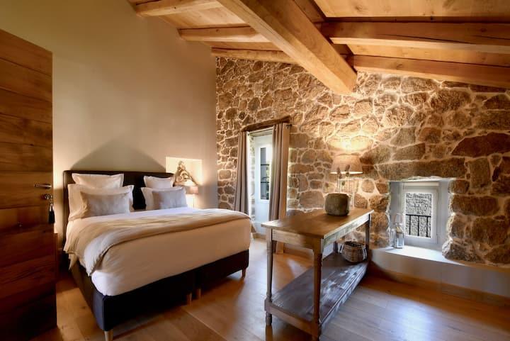 Room 5 in Maison Madamicella / heated pool