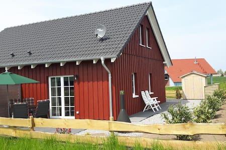 Schwedenhaus Zierow - Haus 16b - nur 500 Meter zum Meer - nahe Wismar/Ostsee