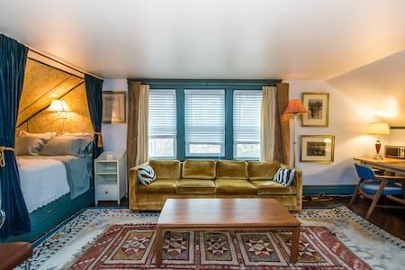Cozy loft in Providence
