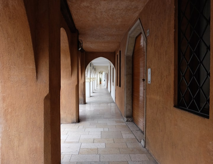 Casa dei portici