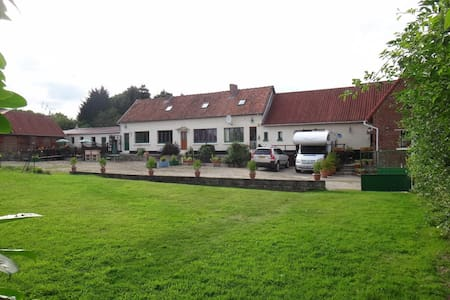 Traditional French Farmhouse B n B accommodation - Herly - Bed & Breakfast