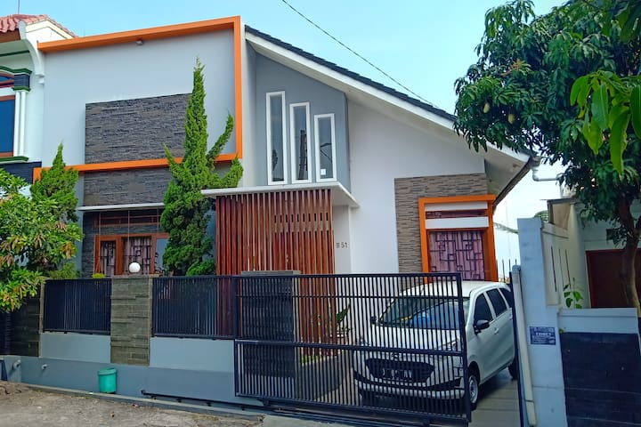 Hunian nyaman di Bandung Timur