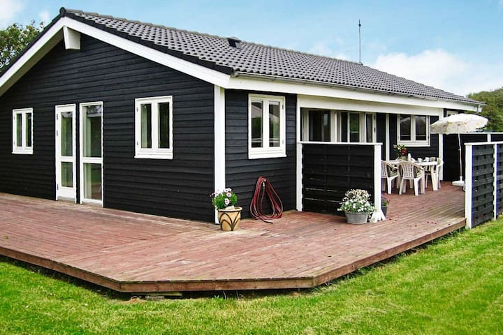 Spacious Holiday Home in Vestervig with Terrace