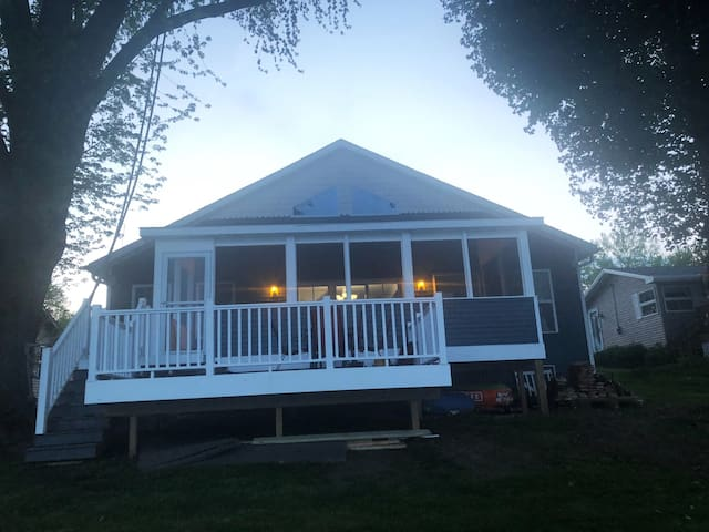 Our Lake House is ready when you are!