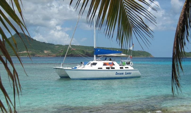Sail around Tobago
