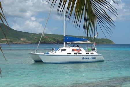 Sail around Tobago - Båt