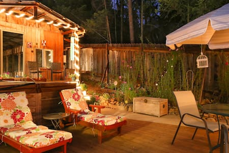 Charming Sunny Mountain Home. Fenced & Gated. - Cobb