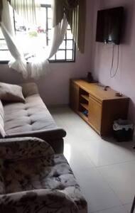 Apartamento mobiliado pronto para the Receber!!!