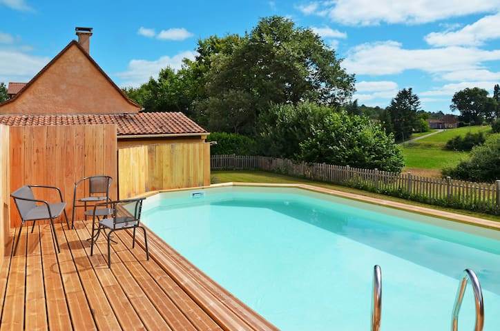 Holiday home in St Julien de Crempse - Saint Julien-de-Crempse