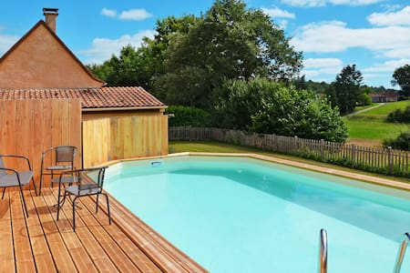 Holiday home in St Julien de Crempse - Saint Julien-de-Crempse - Rumah