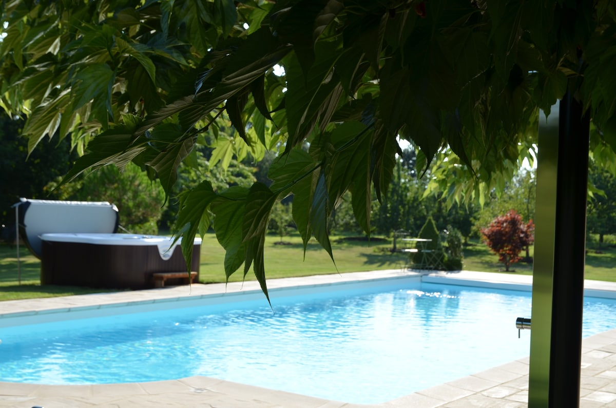 Domaine Thierhurst Bu0026B****, Pool   Bed And Breakfasts For Rent In  Nambsheim, Alsace, France