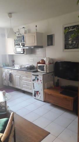 Chambre chaleureuse en plein Nantes ! - Nantes - Wohnung