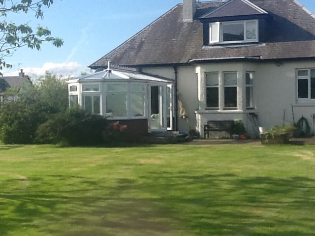Applegarth - Self catering cottage - Stirling - Haus