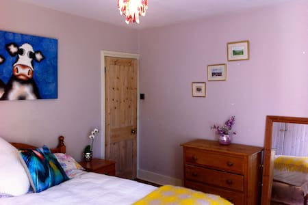 Sunny Double Room,Guildford - Guildford - Casa