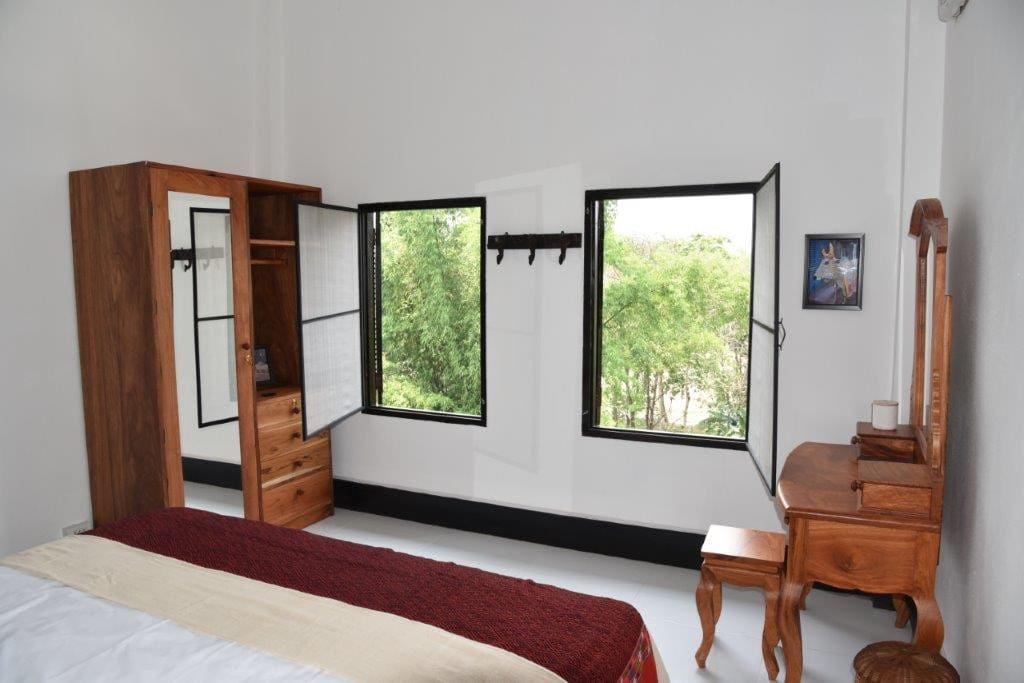 All of our rooms have plenty of natural light