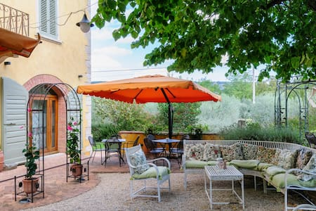 Da Annita viaggio alle TERME dell'ANIMA - Rapolano Terme - Bed & Breakfast