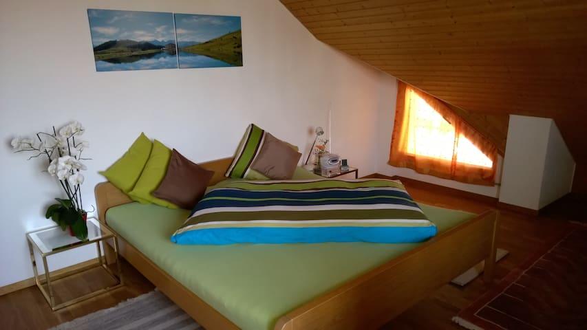 Charmantes, gemütliches  Zimmer Nähe St. Gallen