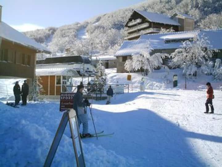 Vercors bel appartement situé au Col de Rousset